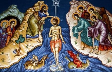 Крещение. Начало искупления