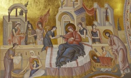 Праздник Рождества Пресвятой Владычицы нашей Богородицы и Приснодевы Марии в Церковных песнопениях