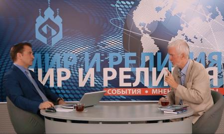 Александр Нотин на канале
