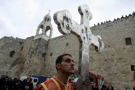 Записки о современных православных христианах Иордании